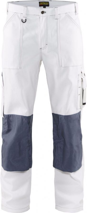 Blaklader 1091 Paint Trousers (White)